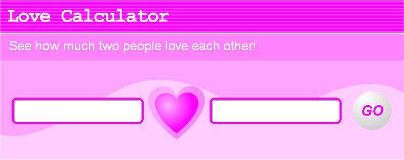 test de amor calculadora